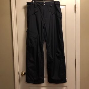 North Face Hyvent Snowboard Insulated Pants